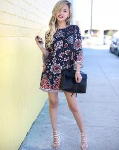 modern boho - Love Between The Racks Shift Dresses, Urban Outfitters Dress, Modern Boho, Lovely Dresses, The Dress, Playing Dress Up, Spring Summer Fashion, Summer Outfits, Summer Clothes
