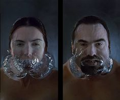 Meditating with Bill Viola - Art