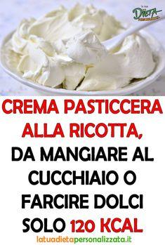Italian Pastries, Italian Desserts, Sweet Recipes, Cake Recipes, Dessert Recipes, Gelato, Cream Puff Recipe, Ricotta, Kitchen Confidential