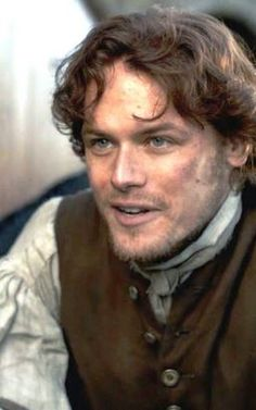 """Glory of youth glowed in his soul; / Where is that glory now? / Sing me a song of a lad that is gone, / Say, could that lad be I?"" __R.L.Stevenson, Sing me a Song of a Lad that is Gone. Sigh, so perfect for Voyager Jamie."