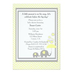 Baby Shower Invitation Letter Delectable Cutout Letters Baby Shower Invitation  Boy  Shower Invitations .