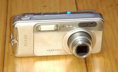 O que fazer com câmeras digitais antigas?