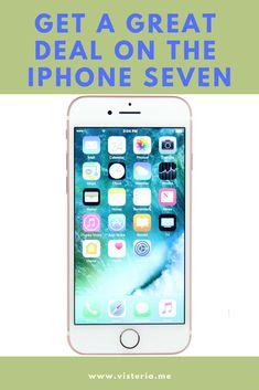 looking for a great phone with special rewards. well, I got you covered. in this amazing article, I go through all the reasons to buy the Iphone seven with a very spectacular link that comes with special rewards depending on when you buy it. Iphone Seven, Iphone 7, Apple Iphone, I Got You, Just For You, Photo Maps, Gadgets, Amazon, Cover