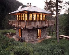 I want this cabin