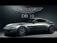 NEW 2015 Aston Martin DB10 used in James Bond 007 Spectre
