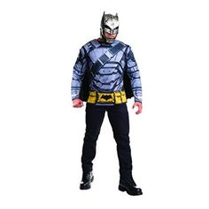 #Christmas Buy Rubie's Men's Batman v Superman: Dawn of Justice Batman Armored Costume Top for Christmas Gifts Idea Shoppers . Before you decide to complete a abrasive list of programs to purchase this kind of Christmas . Planning what you will acquire, choosing how much you will spend, along with working out the optimum time...
