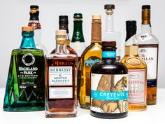 2016 produced some amazing new spirits that can stand proudly alongside the cream of any other year's crop. The whiskeys came from craft distillers and big conglomerates alike. Mezcal, gin, cognac, rum, and cachaça are all represented here with exciting new expressions. Let's take a look.