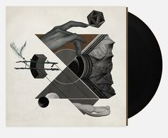 Tillman, A Year In The Kingdom. Art direction and design by Mario Hugo for Western Vinyl / Bella Union.