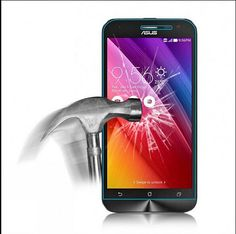 For Asus ZenFone 2 Laser ZE500KL Tempered Glass Screen Protector Premium Front Clear Protective Film Cover