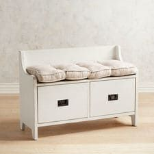 Bradford White Storage Bench Pier One Import Could Be Used For