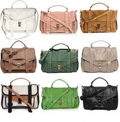 I need a Proenza Schouler bag