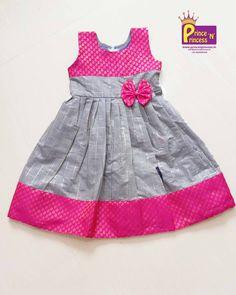 Kids Party Wear Frocks, Kids Party Wear Dresses, Kids Dress Wear, Kids Gown, Dress Party, Kids Wear, Baby Girl Frocks, Frocks For Girls, Kids Frocks Design