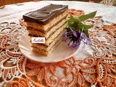 Madjarica (fotorecept) - recept | Varecha.sk Mexican Food Recipes, Ethnic Recipes, Chocolate Desserts, Tiramisu, Ale, Sweets, Bread, Google Translate, Chocolate Deserts