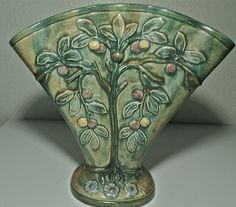 1000 Images About F A N V A S E S On Pinterest Vase Fans And Pottery