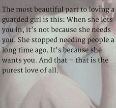 Yes.. so don't take me for granted..or you will become insignificant.