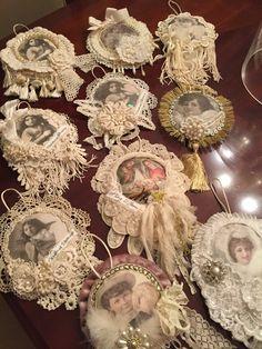 My Christmas Ornaments 11/04/16