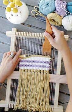 I want to loom!