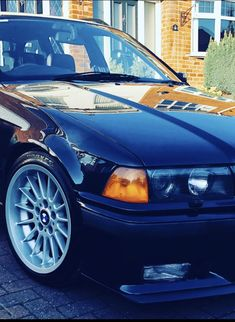 BMW e36 touring Bmw E36 Touring, Bmw Compact, E36 Coupe, Bmw 318, Bmw 3 Series, Cars And Motorcycles, Lol, Wheels, Heaven