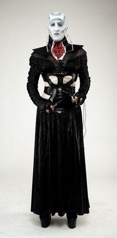 Paper Magic Hellraiser Deluxe Female Adult Medium Costume: Amazon.co.uk: Clothing