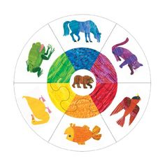 20 Preschool Books Paired with Educational Toys Preschool Books, Toddler Preschool, Book Activities, Eric Carle, Literacy Bags, Toddler Themes, Phonics Worksheets, Popular Books, Learning Colors
