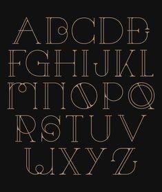 Decora Font on Behance