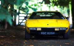Owner's Love for '70s Italian Cars Shows with RHD Lamborghini Urraco P250 - Photography by Riad Ariane