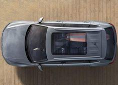 2019 VW Tiguan Allspace sunroof