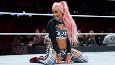 Finally revealed the new look of Liv Morgan (FOTO) - wrestling news and rumors Celebrity Couples, Celebrity News, Really Curly Hair, Wwe Survivor Series, Stephanie Mcmahon, Wwe Female Wrestlers, Wwe Girls, Wrestling News, Wwe Womens