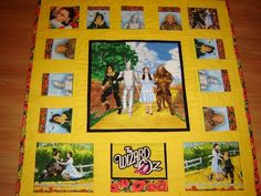 wizard of oz quilt | Wizard of Oz by Ladymax | Quilting Ideas