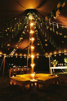glowing tent (by beehive events and jen fariello photography)