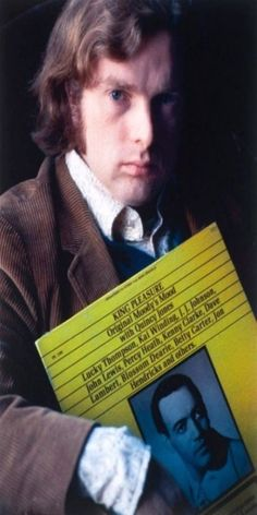 Van Morrison, Woodstock (1969) by Elliott Landy