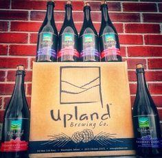 Upland sours #cheers #craftbeer Image @drinkingcraft