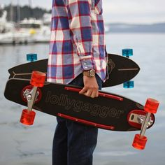 Lollygagger Longboard by Loll Designs #Fun, #Ride, #Skate, #Skateboard, #Smooth, #Stable