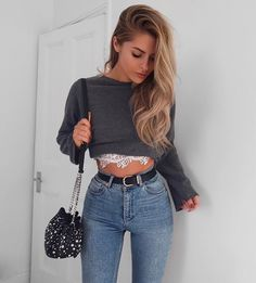 "653 Likes, 6 Comments - Lydia Rose (@fashioninflux) on Instagram: ""Even with Spring here I'm still spending all my time wrapped up in snuggly jumpers  got this one…"""