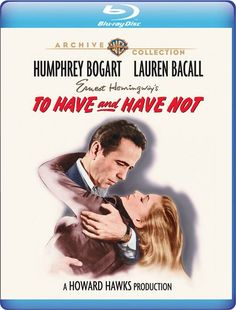 To Have and Have Not (Warner Archive Collection)(1944) Blu-ray