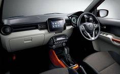 Maruti Suzuki Ignis Interior