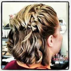 Updo by juliana griffin