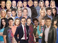 Current Cast Members - April 2013