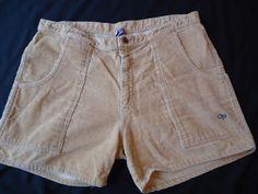 vintage op shorts
