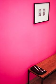 Perfect Pink Wall