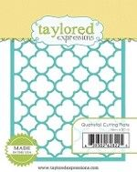 Taylored Expressions - Die - Quatrefoil Cutting Plate