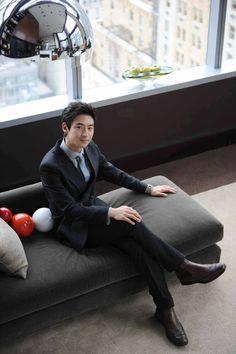 Lee Je hoon He's my sweetheart in Fashion King :) Asian Actors, Korean Actresses, Korean Actors, Actors & Actresses, Korean Star, Korean Men, Tomorrow With You, Lee Je Hoon, Indie Films