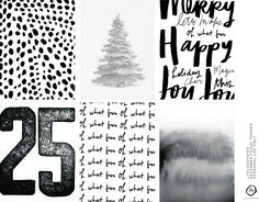 Just in case you haven't finished up your December Project Life yet... Source: Friday Freebie   December — lifelovepaper