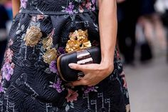 The street style details at Milan fashion week spring/summer '15