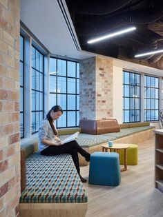 everyday hero fitout by amicus interiors amicus sydney offices
