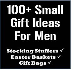 100+ Stocking Stuffer, Easter Basket, and Gift Bag Ideas for Men   thelifeoflulubelle