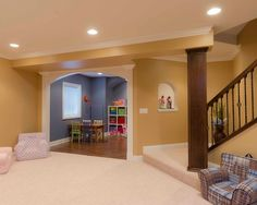 Basement Design, Pictures, Remodel, Decor and Ideas - page 27