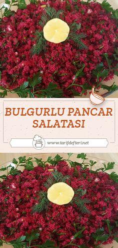 Salads, Food And Drink, Red, Bulgur, Essen, Salad, Chopped Salads