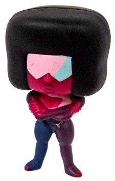 Steven-Universe-Original-Mini-Figure-Garnet-25-Inch-Mini-Figure-Arms-Folded-Loose