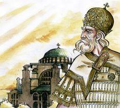 Byzantine Emperor Nikephoros Phokas by NikosBoukouvalas.deviantart.com on @DeviantArt